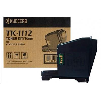 Tk-1112 Toner Compatible Negro Kyocera